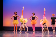 Wellington, NZ. 7 December 2019. The Wellington Dance & Performing Arts Academy end of year stage-show performed at VUW Memorial Theatre, Wellington, NZ. Big Show, Saturday 6.30pm. Photo credit: Stephen A'Court.  COPYRIGHT ©Stephen A'Court