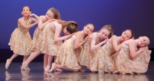 Wellington, NZ. 7 December 2019. The Wellington Dance & Performing Arts Academy end of year stage-show performed at VUW Memorial Theatre, Wellington, NZ. Big Show, Saturday 6.30pm. Photo credit: Stephen AíCourt.  COPYRIGHT ©Stephen AíCourt