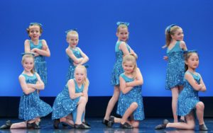 Wellington, NZ. 8 December 2019. The Wellington Dance & Performing Arts Academy end of year stage-show performed at VUW Memorial Theatre, Wellington, NZ. Junior Show, Sunday 4.00pm. Photo credit: Stephen AíCourt.  COPYRIGHT ©Stephen AíCourt
